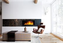 Fireplaces / Ideas to inspire.