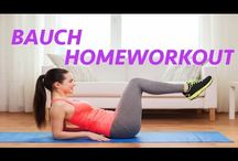Fintess - Schnelle Übungen / Auf der Suche nach Fitnessübungen zwischendurch? Dann lass Dich von dieser Pinnwand inspirieren.