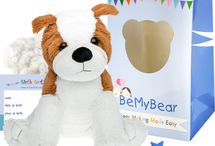 Make Anywhere Friend Kits / The original Make-Anywhere-Bear from Be My Bear.  A fun DIY teddy bear or animal making kit which can be made anywhere!  Great for bear building birthday parties or as a special gift for friends and loved ones.  Also great for children's events!  Each bear or animal friend kit from Be My Bear contains bear / animal skin, bag of soft stuffing, deluxe carry bag, wishing star and birth certificate.