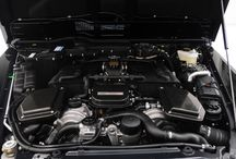 BRABUS engines / BRABUS offers the world´s most extensive lineup of power tuning and high-capacity engines for Mercedes-Benz automobiles. They all have the same traits: extremely powerful, suitable for everyday use, optimized fuel economy and durable