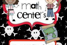 Math Centers / by Casey Martinez