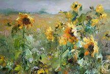 Sunflowers/подсолнухи