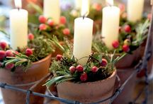 Holiday Decor / by Katie Bodiford