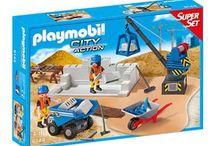 Playmobil   Construction   Wear Kids Play