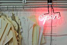 ME & boutique display ideas...