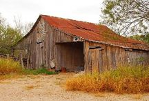 Old Barns / by Pastor Brenda Wood