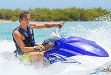 Water Sports in Bali / The kind of water sport activities in all around Bali, Indonesia