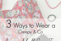 Creepy and Co Blog