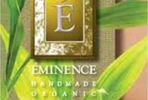 Eminence Organic Skincare / Handmade Organic Skin Care of Hungary coming soon to Verde Salon!