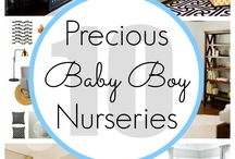 Nursery ideas / by Kristen King