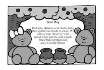 Teddy Bear Week / by December Graves Brown