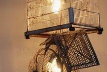 Erica È... Luce! / La luce è vita, la luce è ispirazione! Tante idee proposte dal web, dalle più eleganti alle più stravaganti, per illuminare la tua casa!