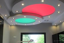 Stretch ceilings/ Sufity napinane / Gliwice