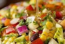 Gluten Free Salads & Meals