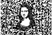 Cool QR Codes / QR Codes can be both beautiful and functional. / by Stephen Jeske