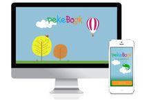 Pekebook tu agenda digital infantil para guarderias y escuelas infantiles