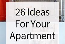 Smart Ideas For Your Apartment