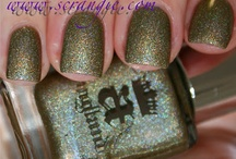 Gold, Bronze, Rose Gold and Copper polish collection