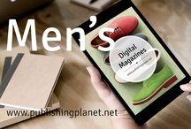 Digital Magazines. Men's / www.magpla.net