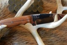 Stag & Steel Custom Knives By Jim Wharton / Custom Knives & Personalized Sheathes