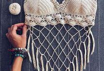 Вязание купальники для магазина