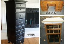 Furniture - Make Overs / by Bill and Stephanie Norman