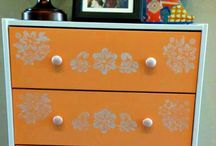 CASL: Painted Furniture