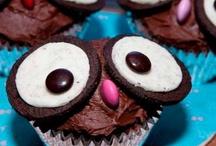 Owlivia birthday ideas
