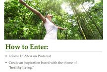 USANA Healthy living / ginajohnson.usana.com