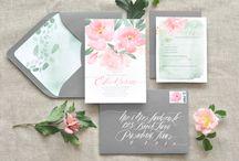 Invitatii de nunta / Wedding invitation