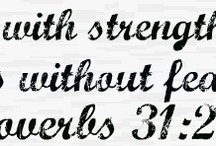 Proverbs 31 and Titus 2 woman
