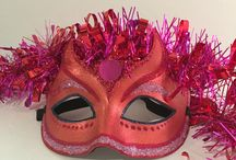 2016 Utah Arts Festival Mask Exhibit / Exquisite and whimsical one-of-a-kind masks created by local talented artists from various materials -- from copper to beetle wings -- are on display now at the Utah Arts Festival Gallery, through February 12. Visit the UAF Gallery, 230 S 500 W, SLC, Monday through Friday from 10 am to 5 pm. Buy your mask now...and disguise yourself for the 2016 UAF Masquerade Party, coming up on February 20 at the Falls Event Center at Trolley Square. Visit www.uaf.org for more info.