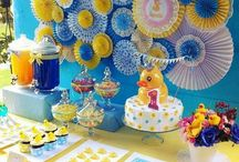 Birthday Parties / Ideas for creating the perfect birthday party theme for any age.