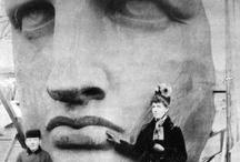 Escultura en la historia