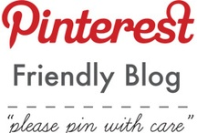 Pinterest Etiquette / by Echinops & Aster
