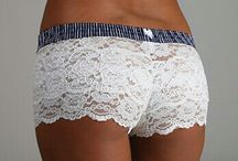Underwear in the air...