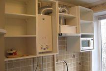 маленькая кухня зпцшевка