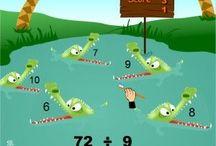 Matematiikka -jakolasku