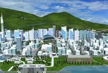 D: Urban / cities.past.present.future