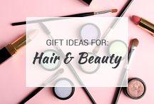 Gift Ideas for Hair & Beauty