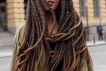 Hair Afro / Hair styles