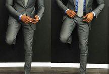Костюм мужской моды