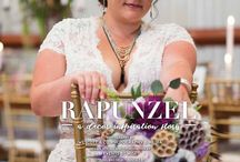 """""""Rapunzel"""" - A Real Weddings Styled Photo Shoot / From the """"Rapunzel"""" feature in the Winter/Spring 2017 issue of Real Weddings Magazine, Wescott & Co. Photography & Media © Real Weddings Magazine, www.realweddingsmag.com. For a full list of vendors on this styled shoot, and to see more photos, go to: http://realweddingsmag.com/sacramento-wedding-inspiration-rapunzel-the-layout-from-the-winterspring-2017-issue-of-real-weddings-magazine/"""