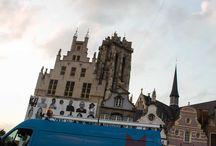 Mechelen #2800love / Mechelen: stad om te zoenen!