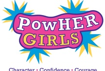 PowHER Girls Mentoring Program  / We mentor girls to release their unique power so they can rise into their greatness, shine with full confidence and become brave leaders who shake things up and transform the world. *Omaha, NE & Worldwide* www.powhergirls.com / by Catrice M. Jackson The BOSSLady of Branding