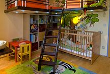 Cool Bedroom Ideas For Kids / Inspiration from some of the most amazing bedrooms.  / by The Entertainer