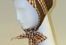 1860's Bonnets / by Linda Smith