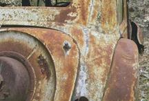 Rusty Junk / Love rusty junk.