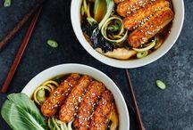 ~Vegan/Vegeterian Recipes~