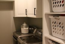 Design. Laundry room
